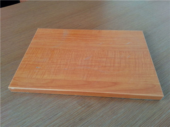 30mm Wood Texture Honeycomb Panels for Doors pictures & photos