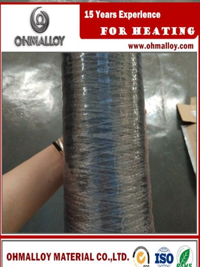 Ss 316L Wire Fiber for Automobile Tail Gas Purifier 0.002mm to 0.1mm