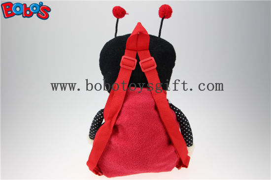 "19.6""The Beetle Cartoon Character Plush Backpack for Children in Kindergarten Pupils Bos-1224/50cm pictures & photos"