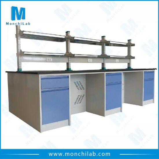 Pharmaceutical Laboratory All Steel Work Bench pictures & photos