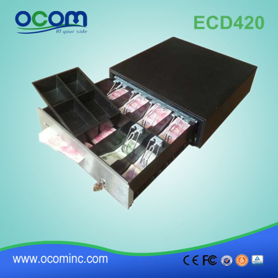 New 420 Rj11 Metal Cash Drawer (ECD420) pictures & photos