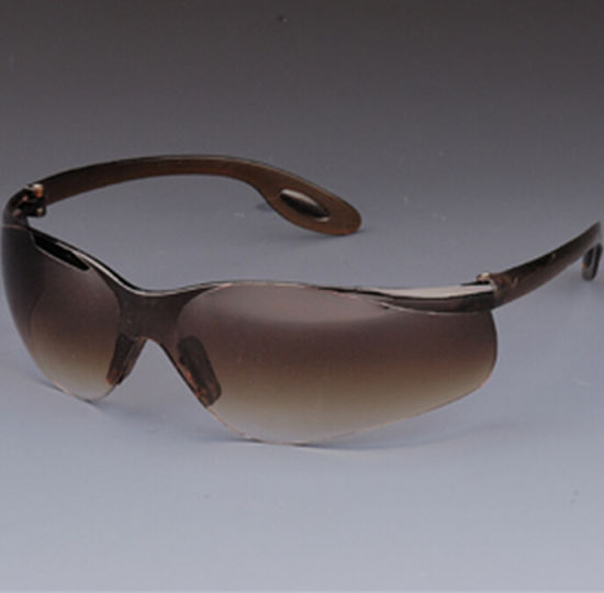 Visitor Smoke Lens Safety Welding Glasses for Eye Protection
