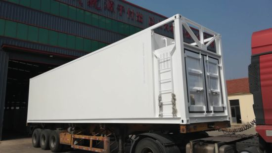 Volume Customized Mobile Diesel Container Self Bunded Tank pictures & photos