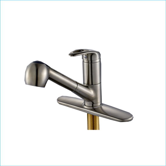 American Style Brass Kitchen Mixer for Sink