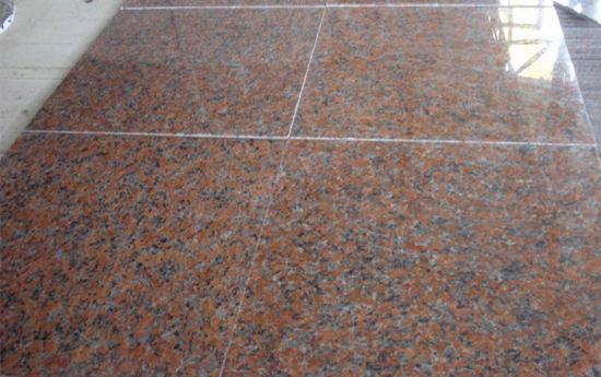 Natural Stone G562 Granite Polished Maple Red Tiles/Slabs for Countertops/Wall Covering/Flooring pictures & photos