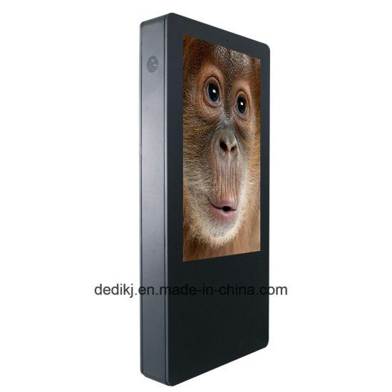 Dedi 43′′ 55′′ 65′′ Outdoor Digital Signage LCD Designer Advertising Screens