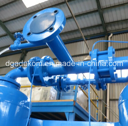 Heated Regenerative Desiccant CNG Natural Gas Dehydration Dryer pictures & photos