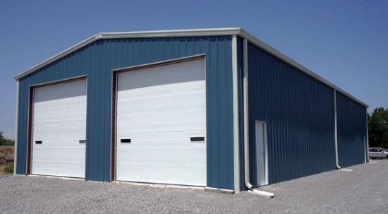 Quick Assemble Metal Garage
