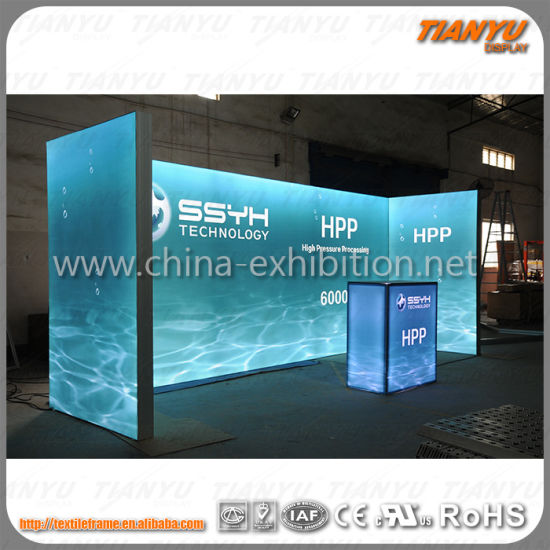 Hot Sale Custom Exhibition Booth Design pictures & photos
