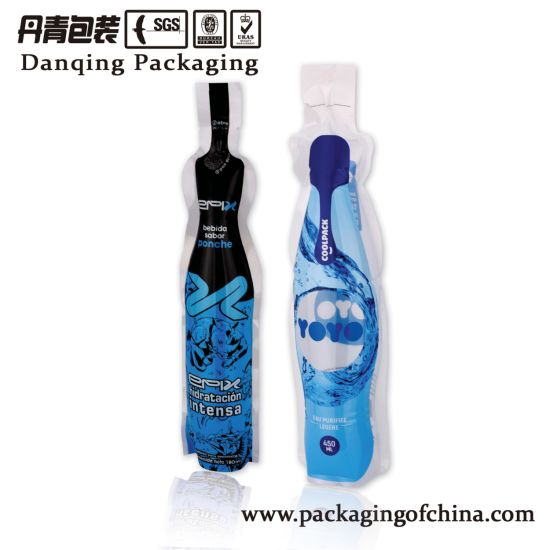 Chaoan Standing Injection Pouch, Juice Drinking Pouch pictures & photos