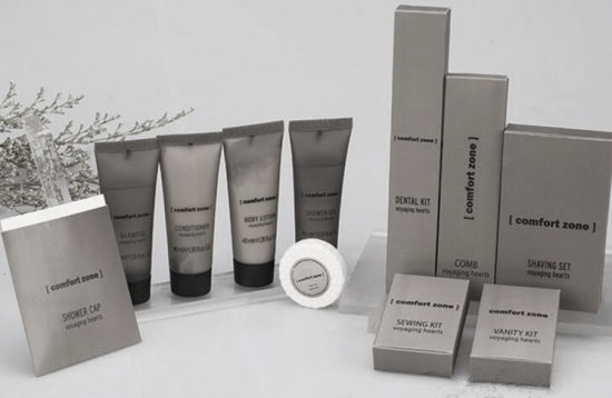 Hotel Amenity Set: Dentail Set, Shampoo, Body Wash, Lotion, Condition, Soap, pictures & photos