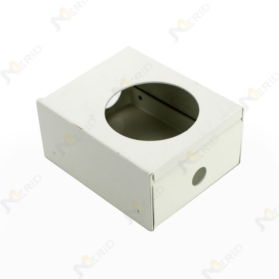 Metal Box Punched Welding Parts for Power pictures & photos