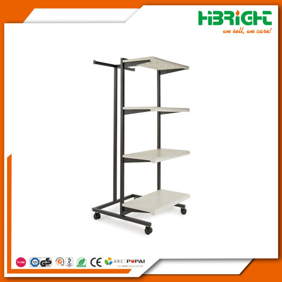 Clothing Shop Display Rack Show Stand for Sale pictures & photos