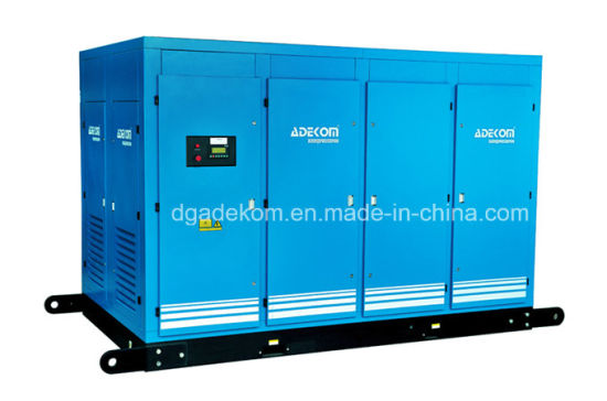 Oil Fooled Water Cooled Direct Driven Screw Air Compressor (KG355-08)