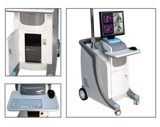 Full Body Temperature Screening System Against Ebola Virus pictures & photos