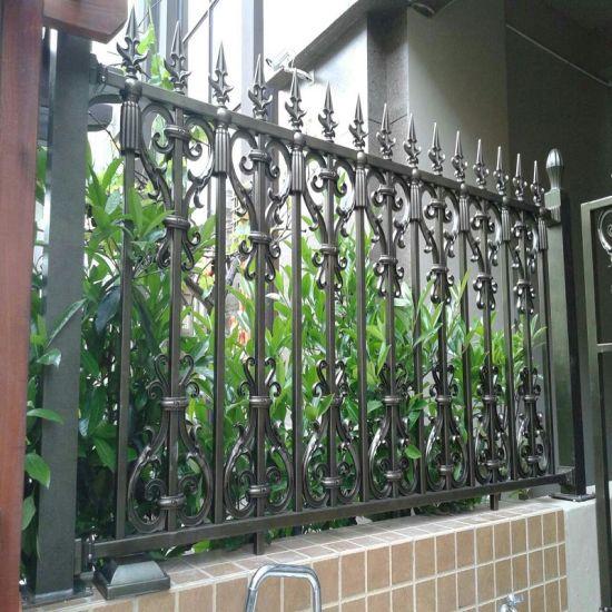 China Decorative Aluminum Fence Panel Decorative Quality