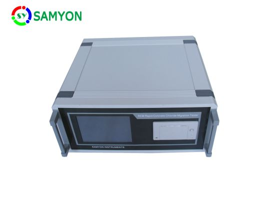 Concrete Chloride Ion Permeability Tester