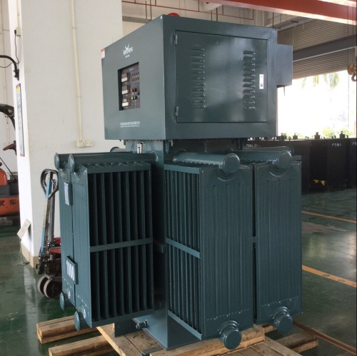 300kVA Automatic Voltage Stabilizer Servo Motor Control pictures & photos