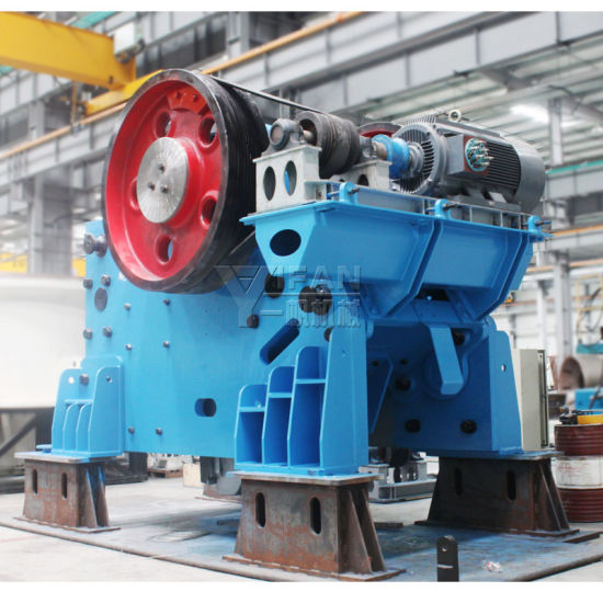 Chinese Leading Technology Primary Jaw Crusher pictures & photos