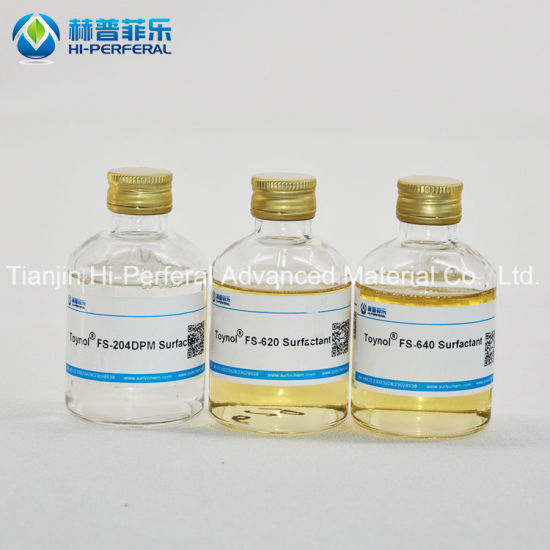 FS-640 liquid surfactant for aluminum electroplating pictures & photos