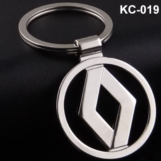 PU Leather Key Chain with Impress Logo pictures & photos