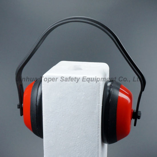 Adjustable Headband Safety Earmuffs Hearing Protection (EM601) pictures & photos