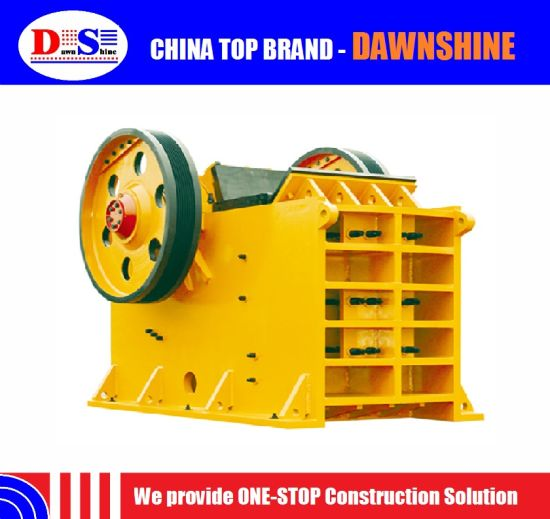 China Good Quality Jaw Crusher PE750X1060 pictures & photos