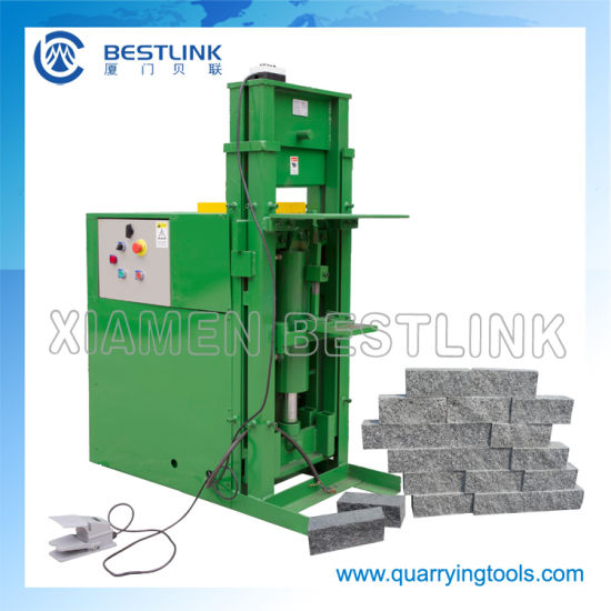 Stripe Stone Mosaic Cutting Machines for Making Wall Tile pictures & photos