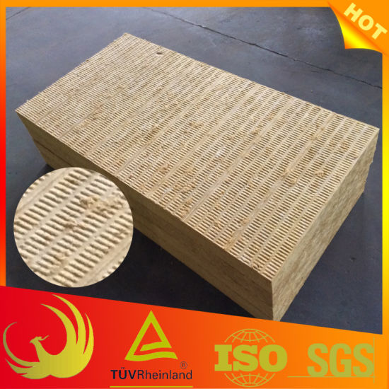 Waterproof External Wall Thermal Insulation Rock Wool (building) pictures & photos