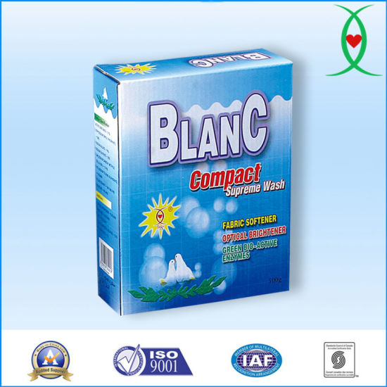 OEM Blanc Detergent Washing Laundry Powder pictures & photos