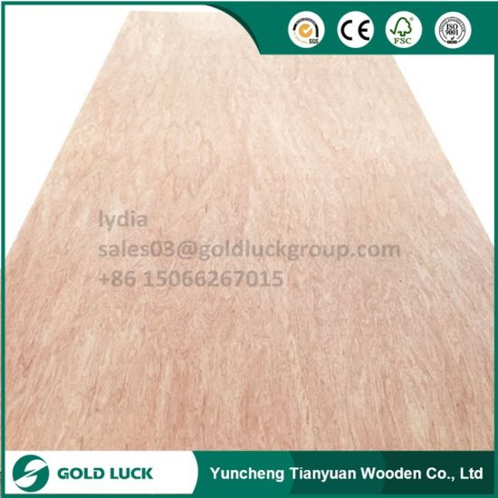 (BB/BB Grade) Bingtangor, Pencil Ceder, Okoume Face Commercial Plywood pictures & photos