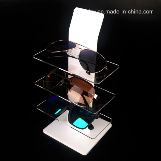 New Design Acrylic Sunglasses Display Rack for Shop Exhibition