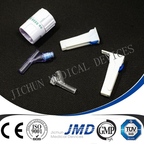 Infusion Set Components (DSC-6074) pictures & photos