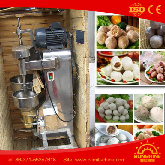 Food Processor Meat Ball Production Meatball Maker Making Machine pictures & photos