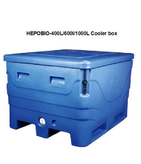 Super Good Cooling Effect Cooler Box with Large Capaicty (400L) pictures & photos
