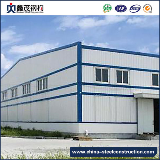 China Structural Light Frame Steel Factory Prefabricated Building