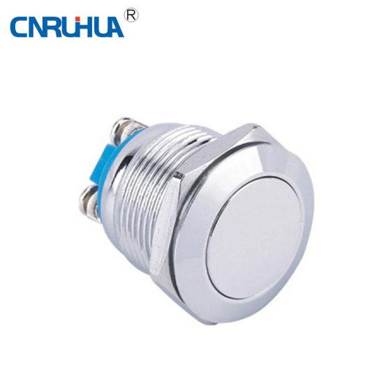 Best Seller Metal Waterproof Industrial Push Button Switch