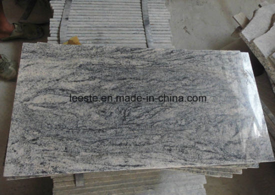 China Juparana Multicolor Granite Sand Wave Tiles Natural Stone Granite Slab pictures & photos