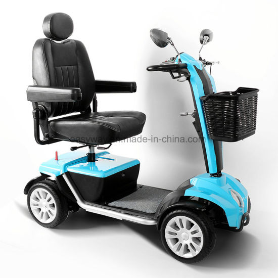4-Wheel Full Size Luxury Mobility Scooter