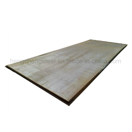 Hot Rolled Ar400 Ar450 Ar500 Anti-Abrasion Wear Resistant Steel Plate