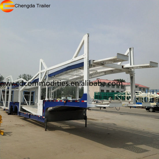 China Hot Sale New and Used Smart Car Carrier Sedan Car
