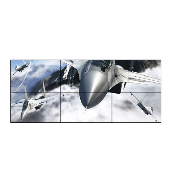 1080P 3.5mm Ultra Narrow 55'' TFT LCD Display Panel