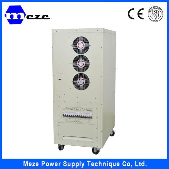 China 20kVA/30kVA Industry Equipment DC Online UPS with