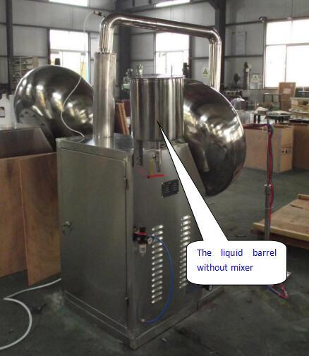 Tablet Coating Machine Pharmaceutical Machine (BY300A Standard configuration) pictures & photos