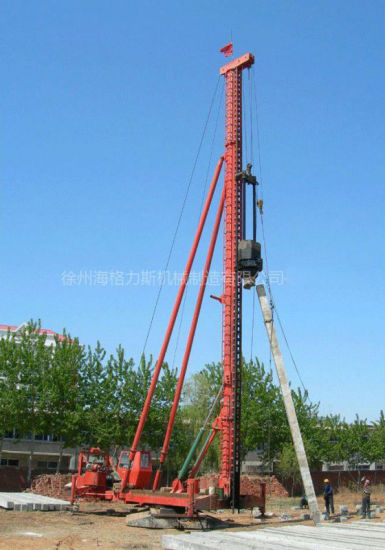 Diesel Hammer Piling Machine Manufacutrer pictures & photos