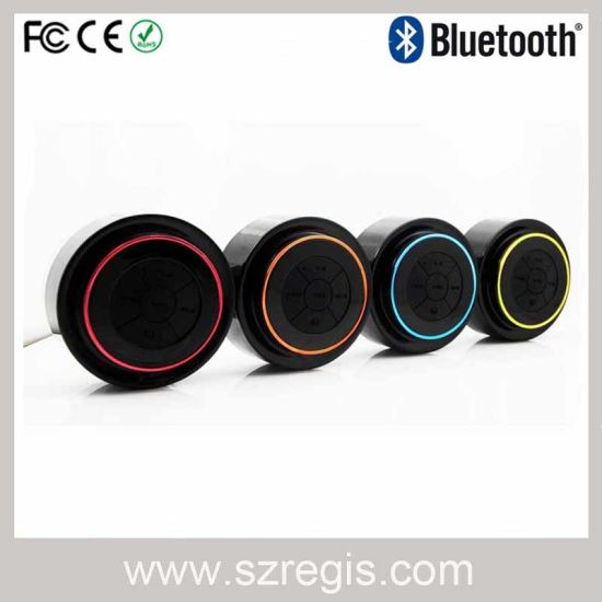 Portable Waterproof Stereo Wireless Mini Mobile Bluetooth Speaker pictures & photos