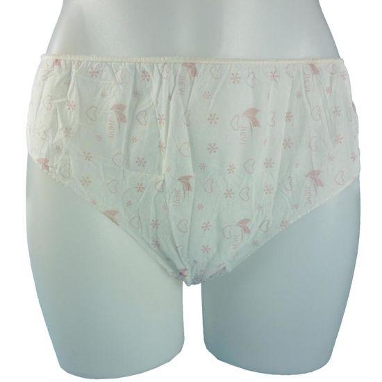 Disposable Underwear Brief Hospital Exam Brief