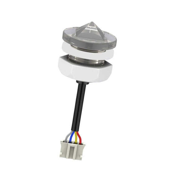Ce Approved High Precision 5V Food Grade Optical Level Switch