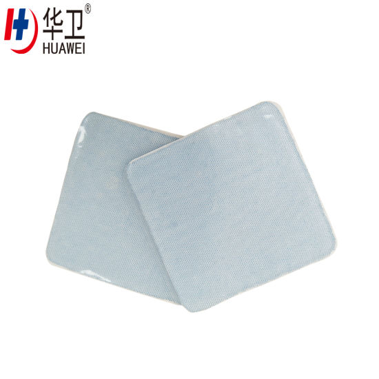 Medical Hydrogel Wound Dressing for Burned Wound
