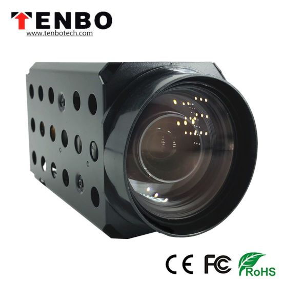Tenbotech 2MP 25X Super Starlight Low Light CMOS IP Security CCTV Block Zoom Camera (TB-M2MP-25XSS)